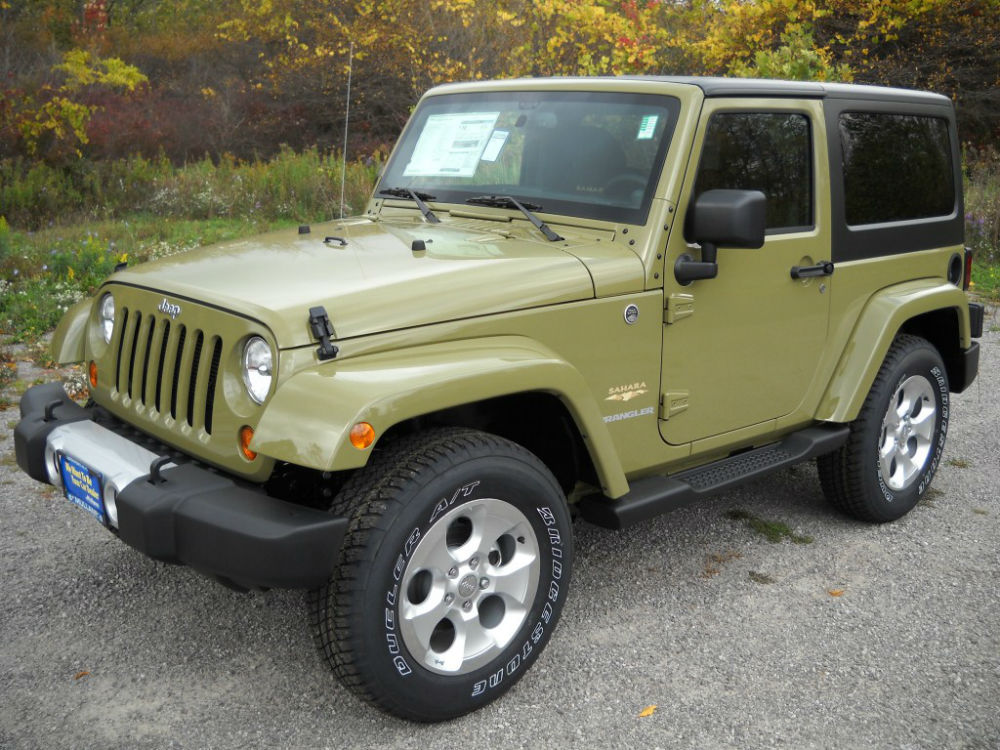 2013 Jeep Wrangler Unlimited Rubicon Towing Capacity