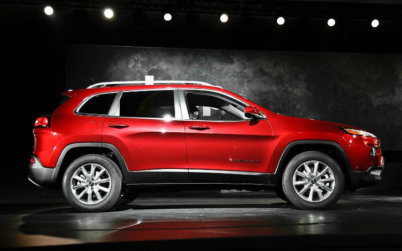 2014 Jeep Cherokee Limited 2.4L AWD