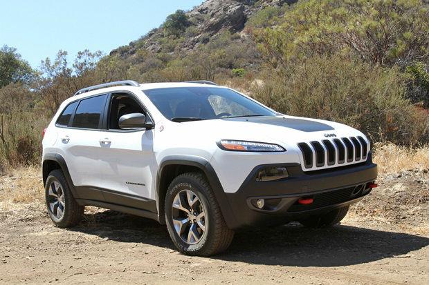2014 Jeep Cherokee Trailhawk Anvil | TOPISMAG.NET