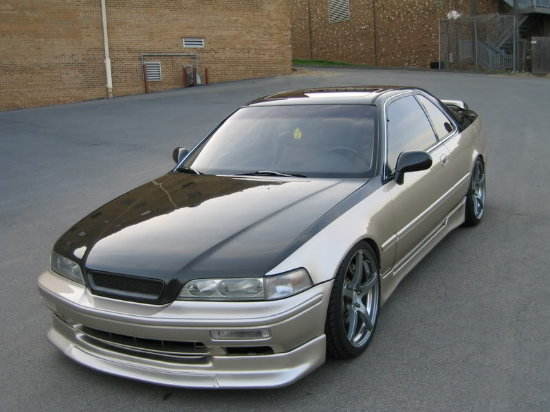 Acura Legend Coupe JDM