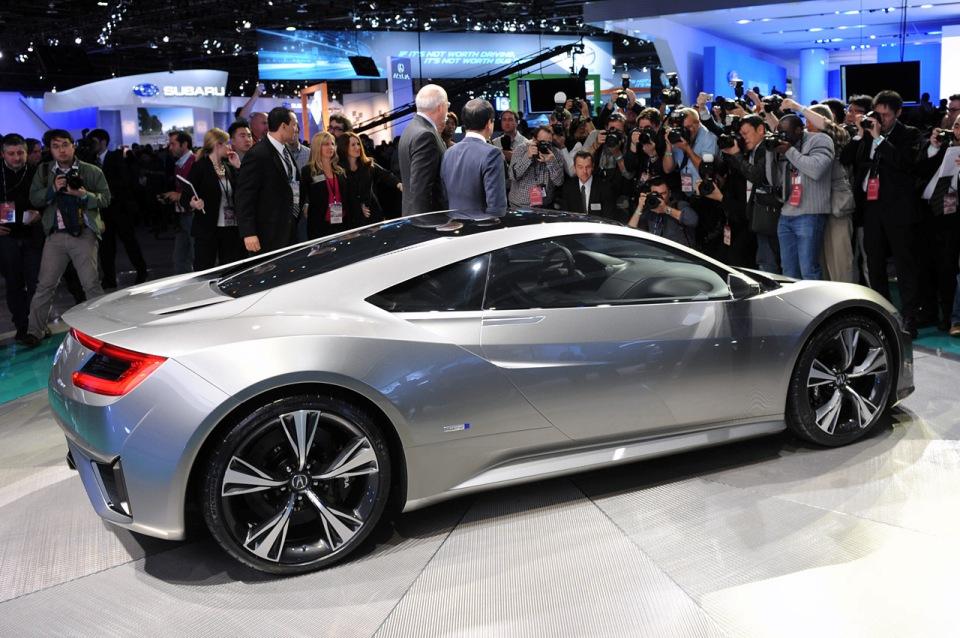 Acura NSX 2015 Concept