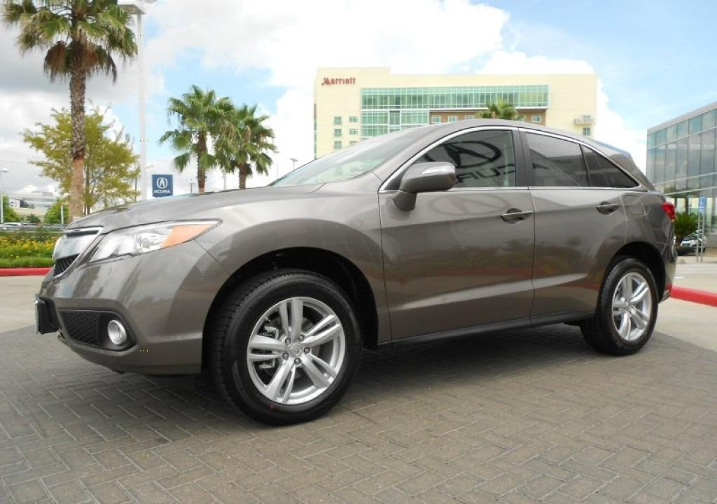 Acura RDX 2013 Amber Brownstone