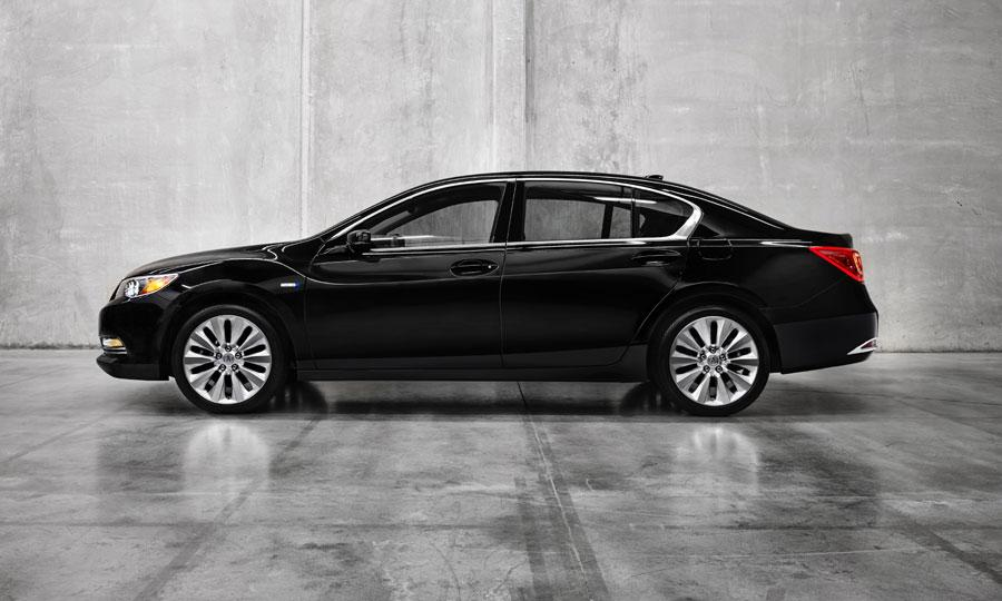 Acura RLX 2014 Hybrid