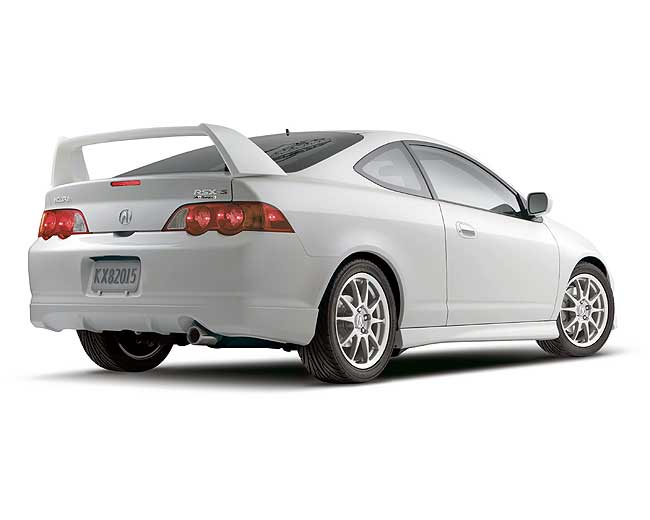Acura RSX  TOPISMAGNET