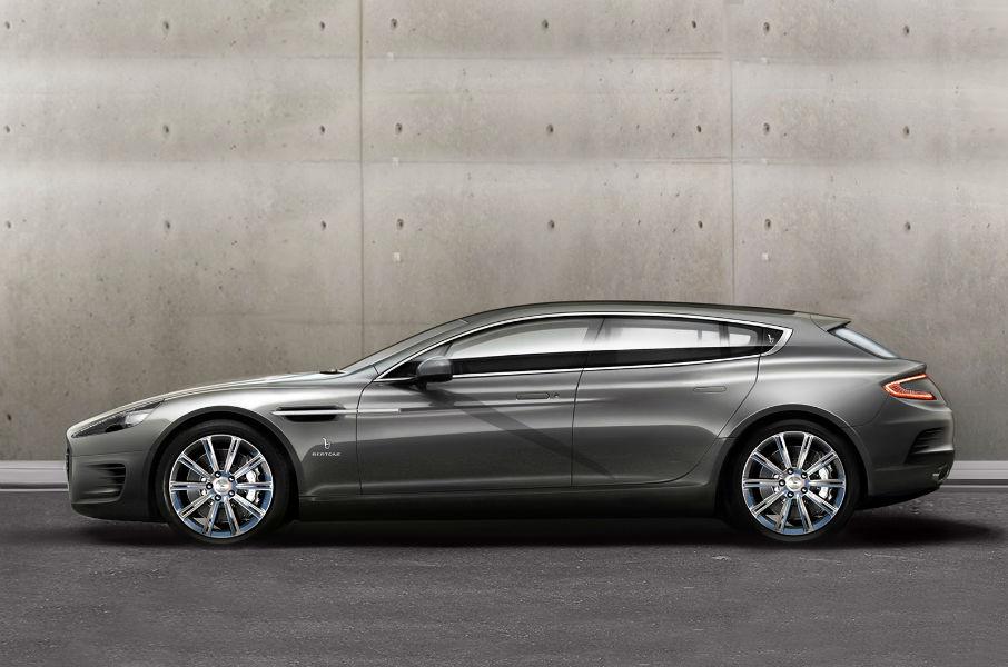 2013 Aston Martin Rapid Luxe