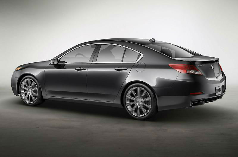 2015 Acura TLX Rendering