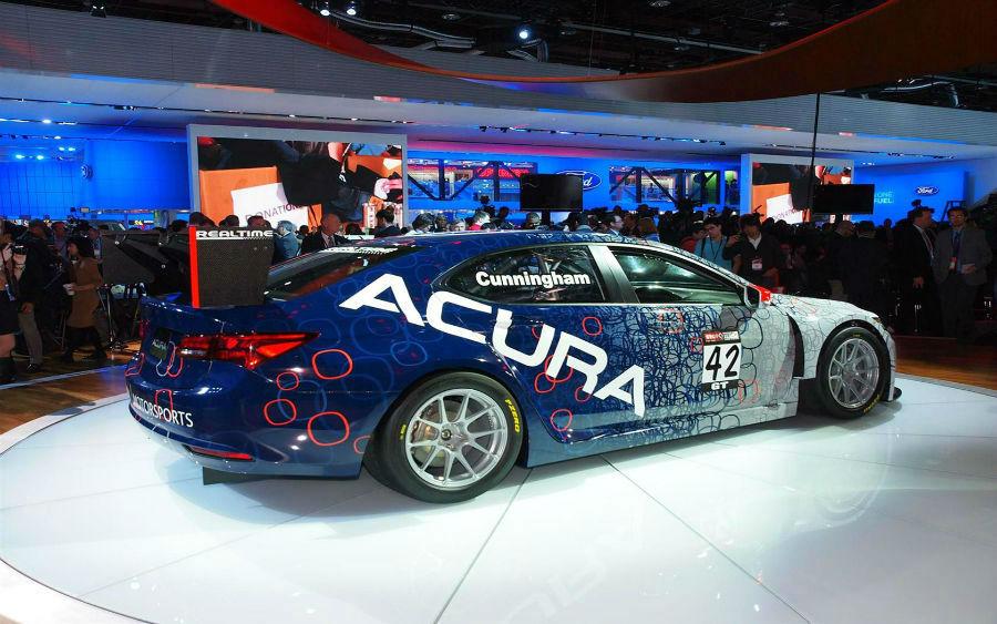2015 Acura TLX Sport