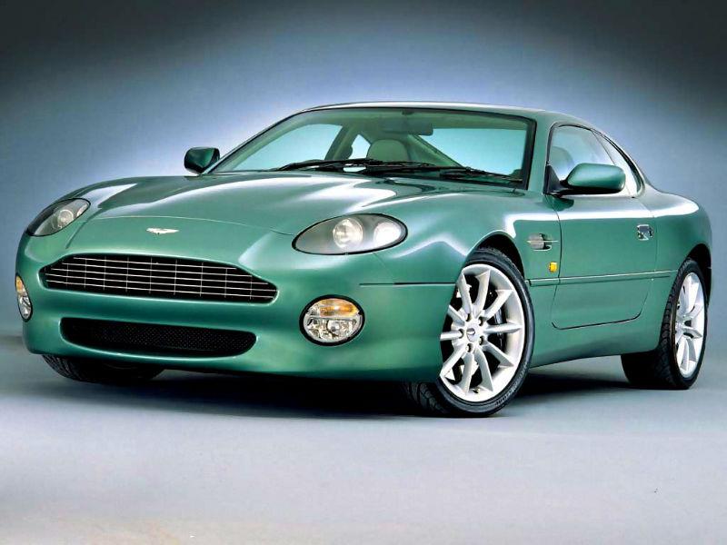 Aston Martin DB7 2014