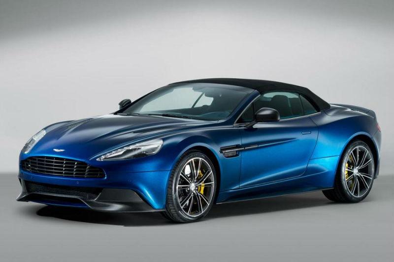 Aston Martin V12 Vantage GT4
