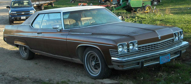 Buick Electra 1974