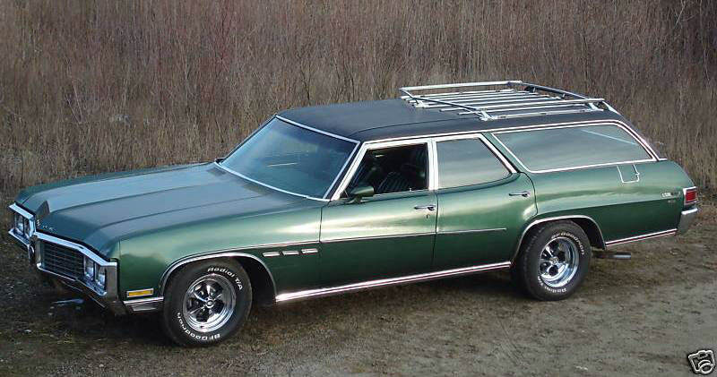 Buick Estate Wagon 1970