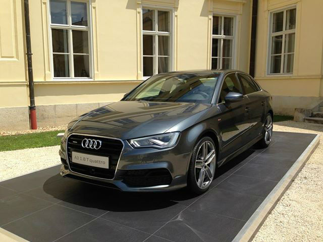 Audi A3 Saloon Quattro