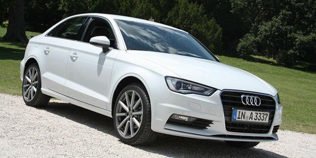 Audi A4 2015 White