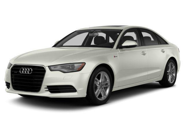 Audi A6 2014 White
