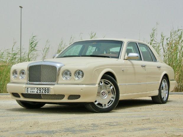 Bentley Arnage 2008
