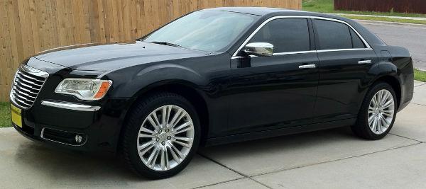Chrysler 300c Hemi 2014