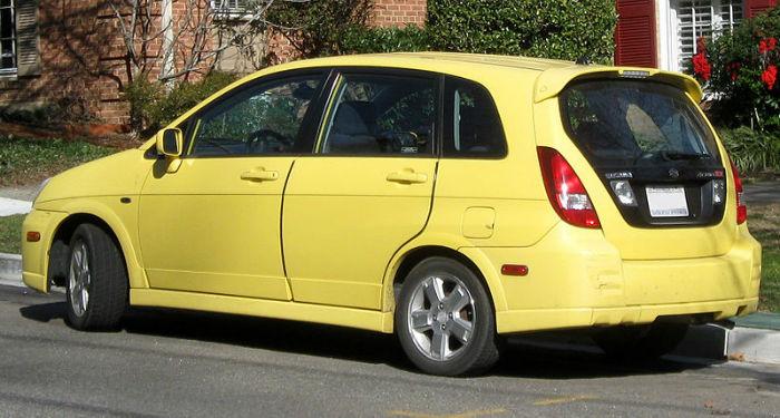 Suzuki Aerio SX (US)