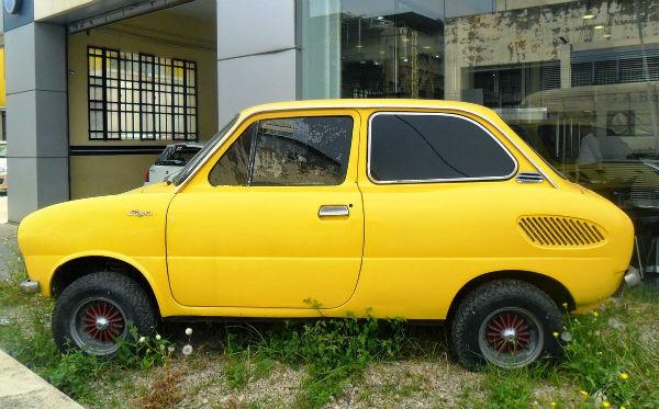 Suzuki Fronte 500