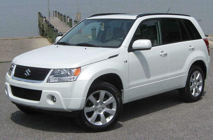 Suzuki Grand Vitara Limited (US)