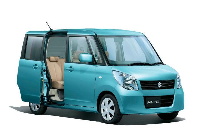 Suzuki Palette India