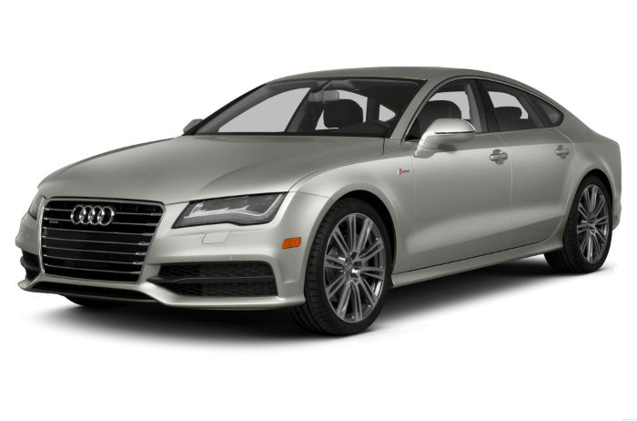 2013 Audi A7 Coupe