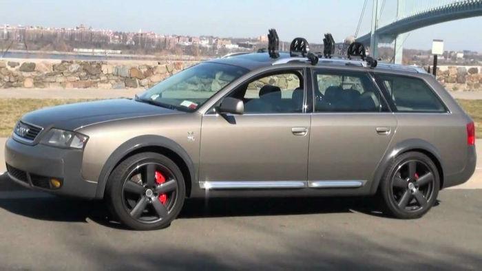 2013 Audi Allroad Slammed
