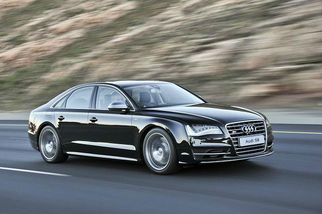 2013 Audi S6 Quattro