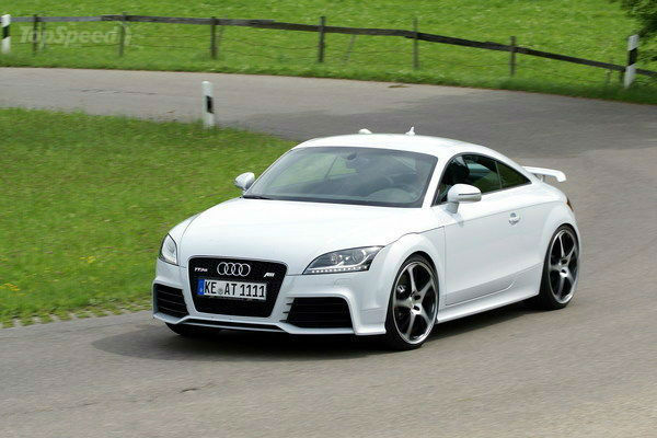 2013 Audi TT RS White | TOPISMAG.NET