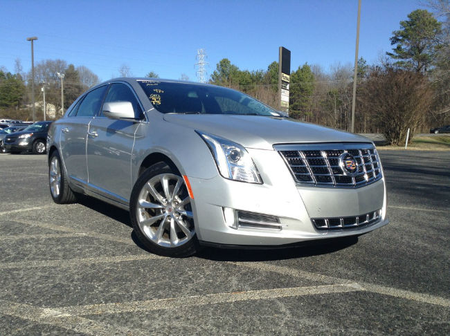 2013 Cadillac XTS Luxury AWD
