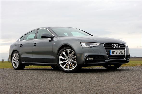 2014 Audi A5 Sportback 2.0 TDI