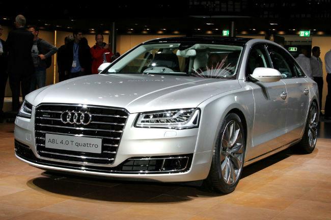 2014 Audi A8 4.0 T Quattro