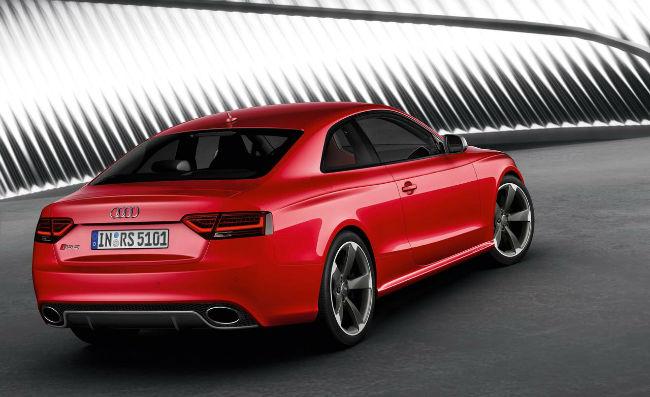 2014 Audi RS 5 Sedan