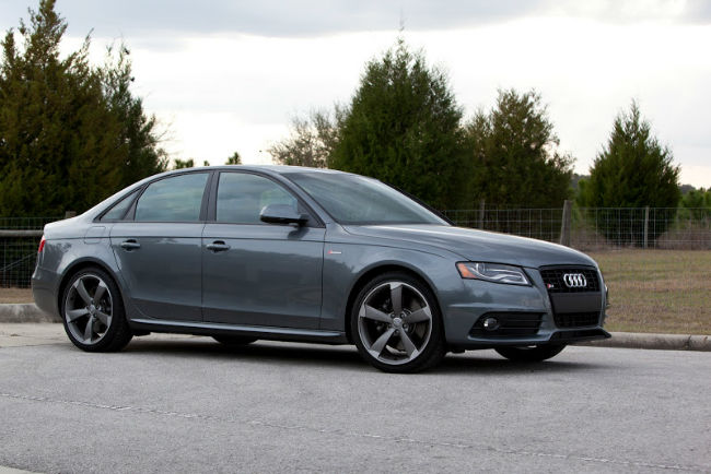 2014 Audi s6 Black Optics Package 2014 Audi s6 Black Optics