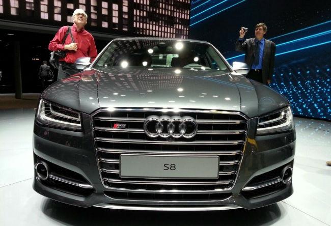 2014 Audi S8 Facelift