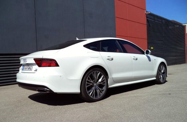 2015 Audi S7 Sportback