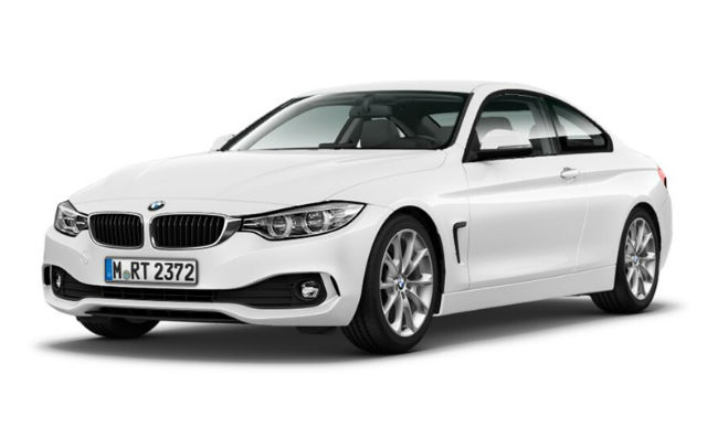 2015 BMW 4 Series Coupe 2 Door