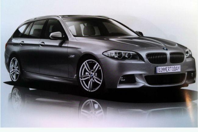 2015 BMW 5 Series M Sport Package