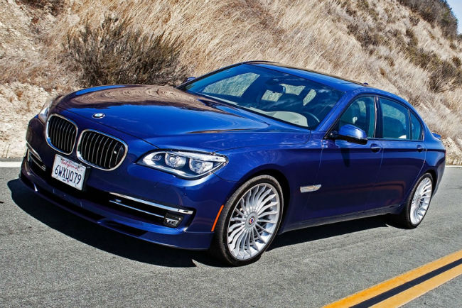 2015 BMW Alpina B7 xDrive