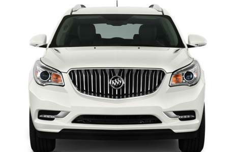 2015 Buick Enclave Facelift