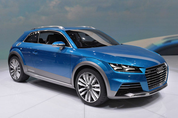 Audi Allroad 2015 USA