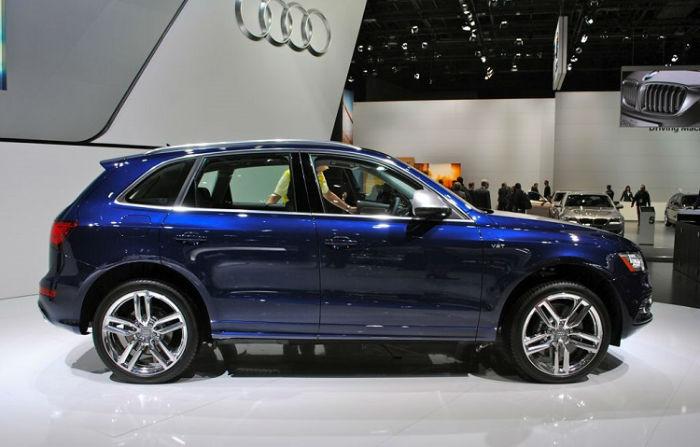 Audi SQ5 TDI 2015