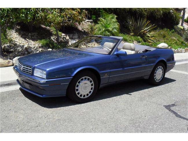 Cadillac Allante 1993