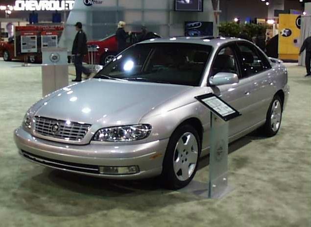 Cadillac Catera 2002