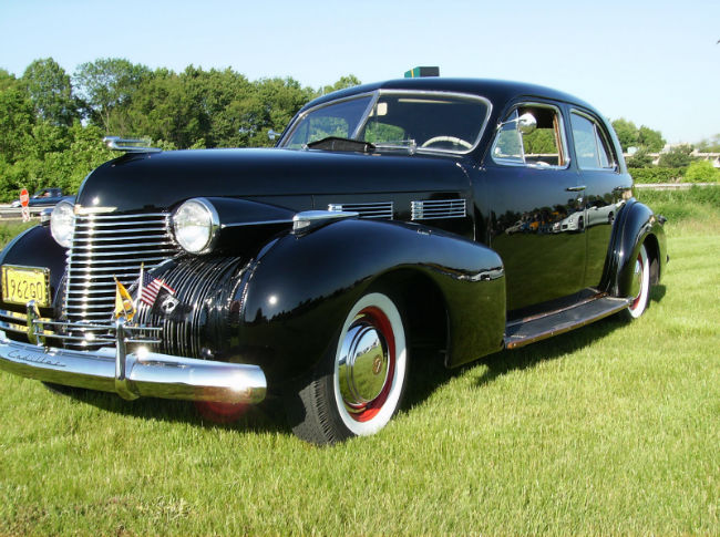 Cadillac Sixty Special 1940