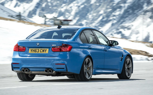 2015 BMW M3 Wallpaper