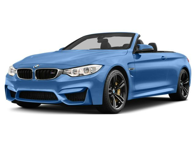 2015 BMW M4 Convertible Blue