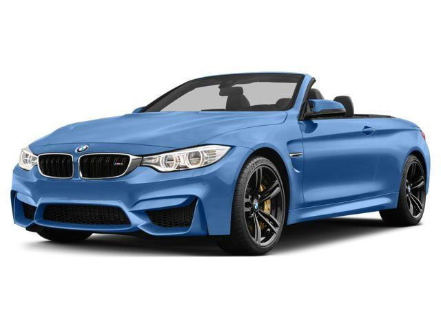 2015 BMW M4 Convertible Blue