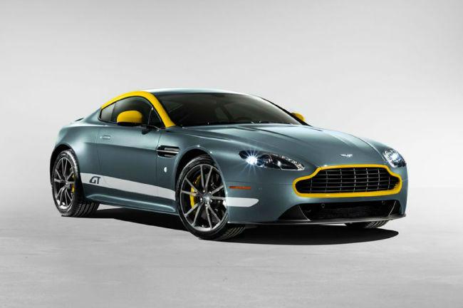 2014 Aston Martin Vantage GT