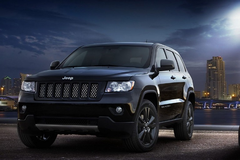 2013 Jeep Compass Limited Black