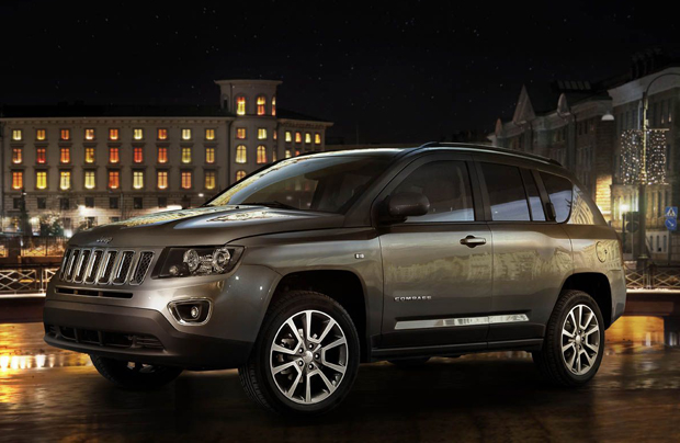 2013 Jeep Compass Limited Standard Features